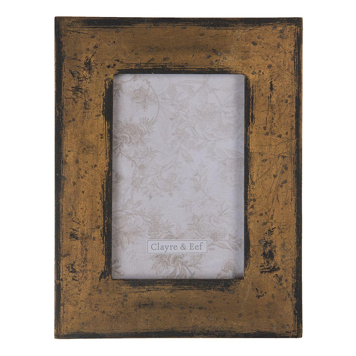 1- Rámeček na fotku 17*22 cm bronzový