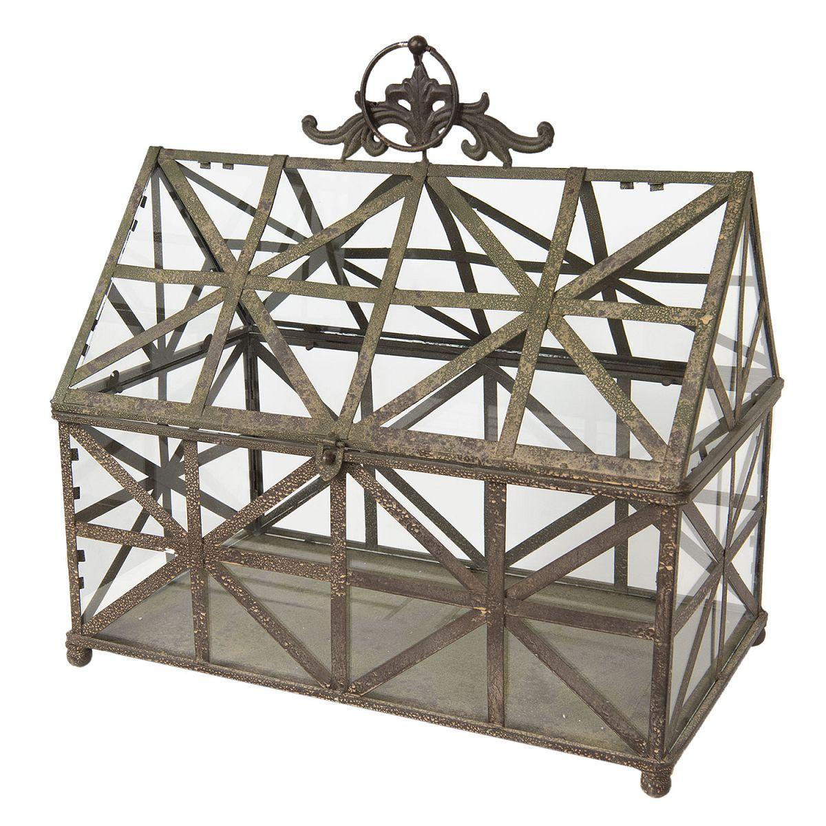 Dekorativní mini skleník