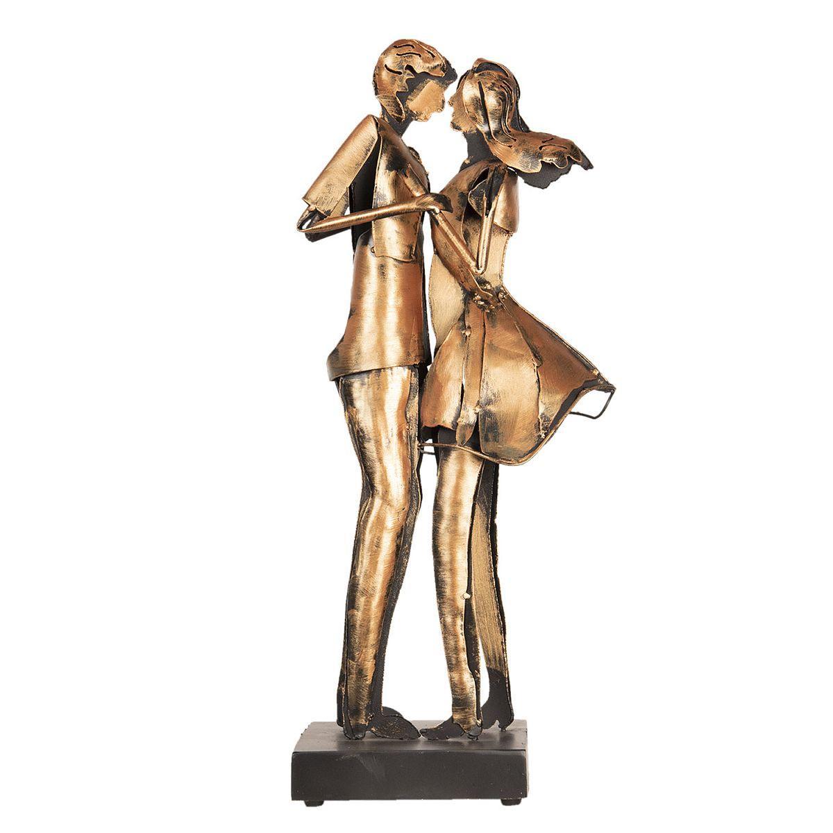 Umělecký objekt DANCING COUPLE