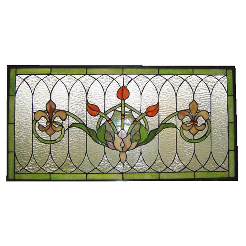 Tiffany panel