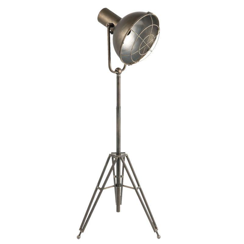 Stojací lampa INDUSTRIAL
