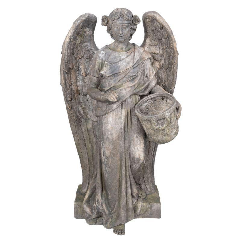 Dekorační socha anděla