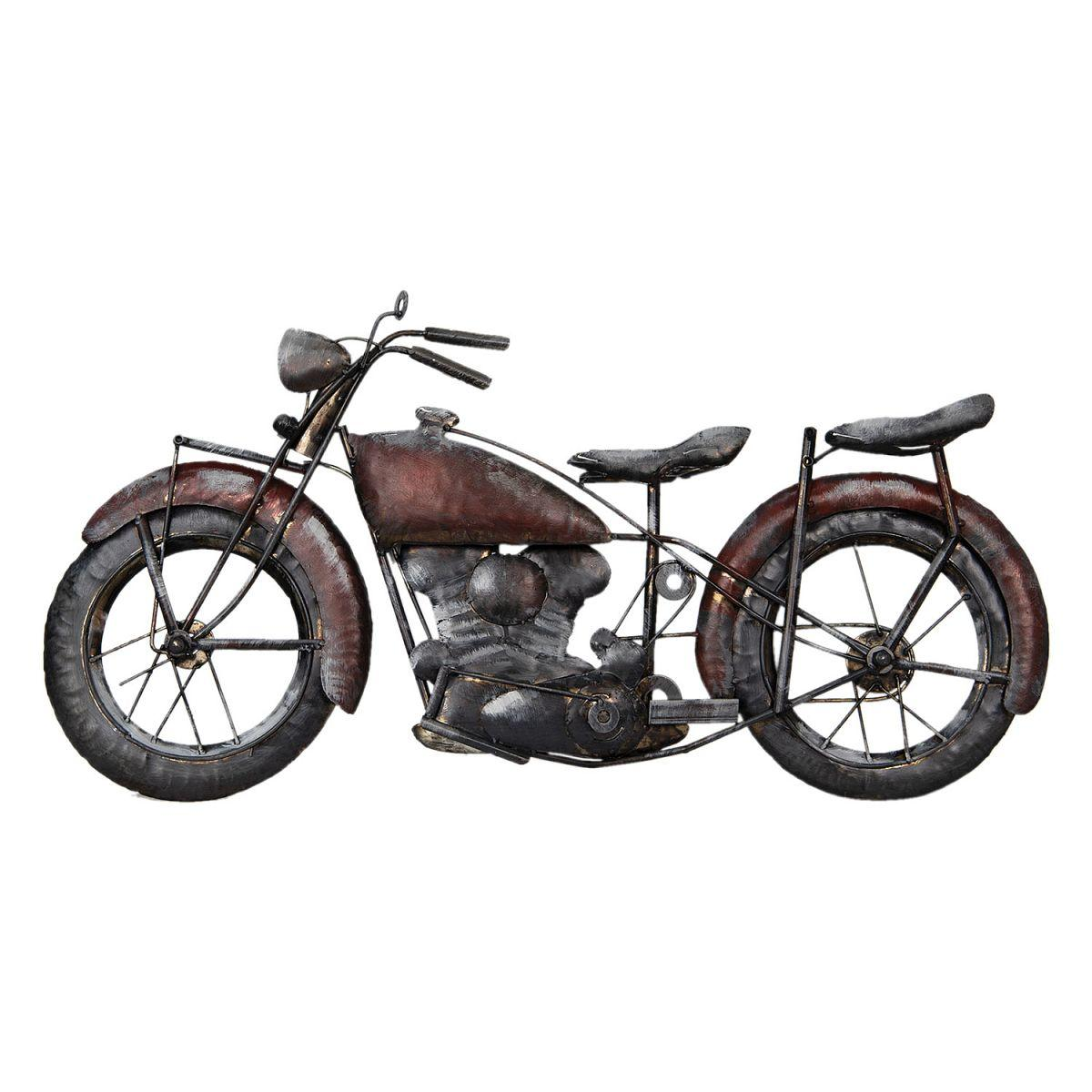 Nástěnná dekorace MOTORCYCLE
