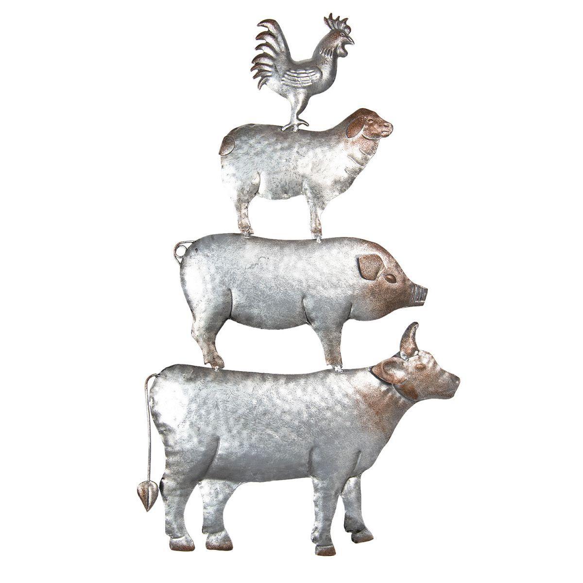 Nástěnná dekorace ANIMALS