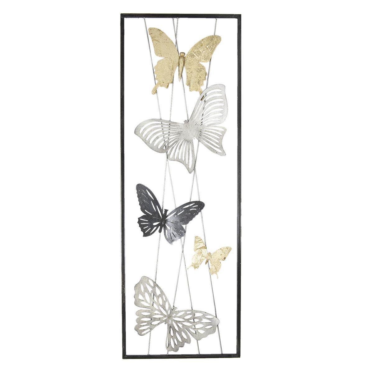 Nástěnná dekorace BUTTERFLIES