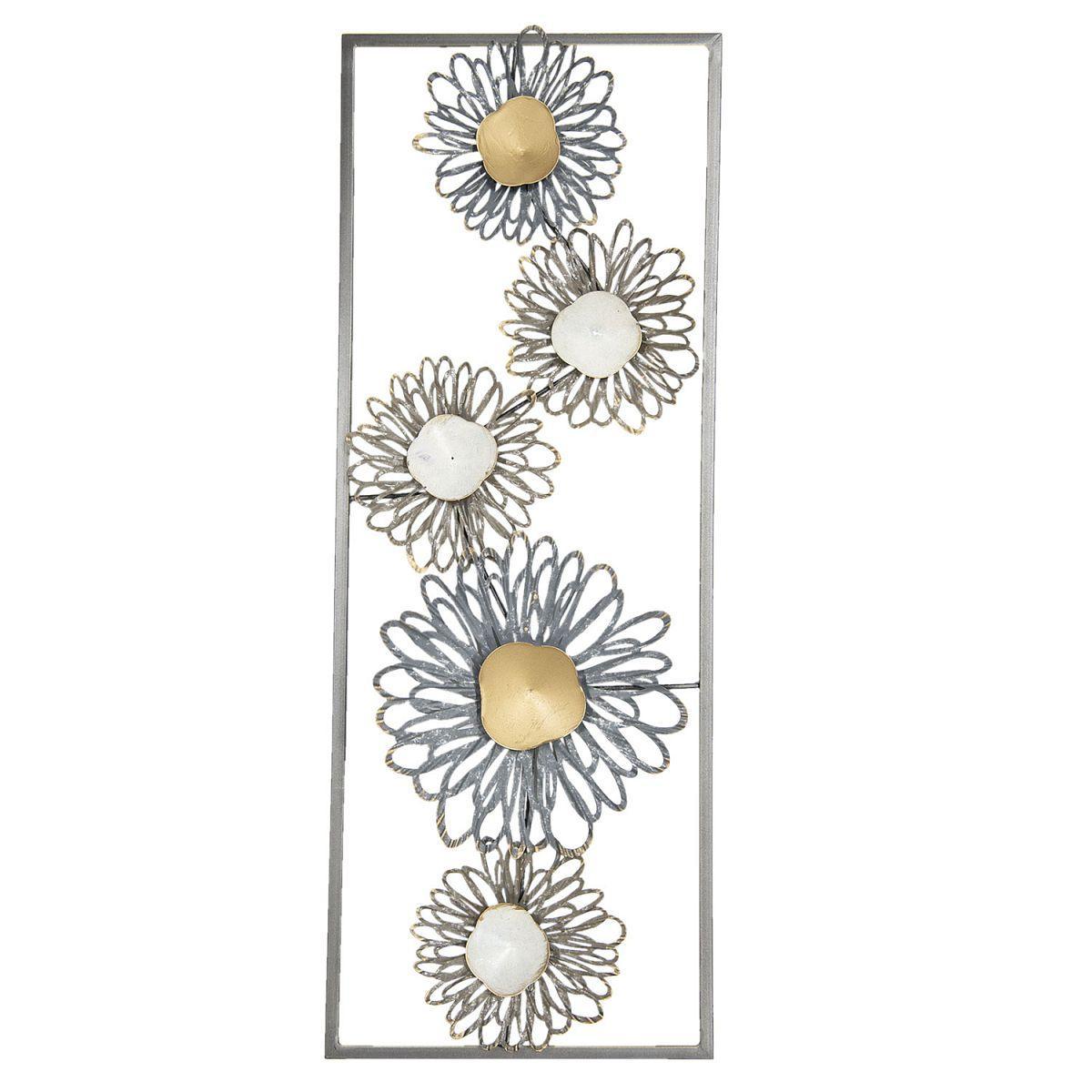 Nástěnná dekorace FLOWERS