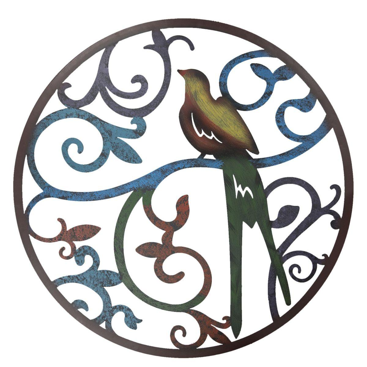 Nástěnná dekorace BIRD