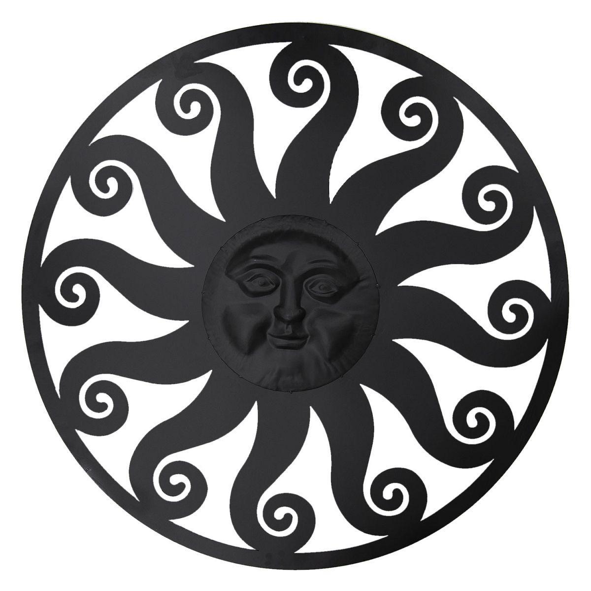 Nástěnná dekorace SUN