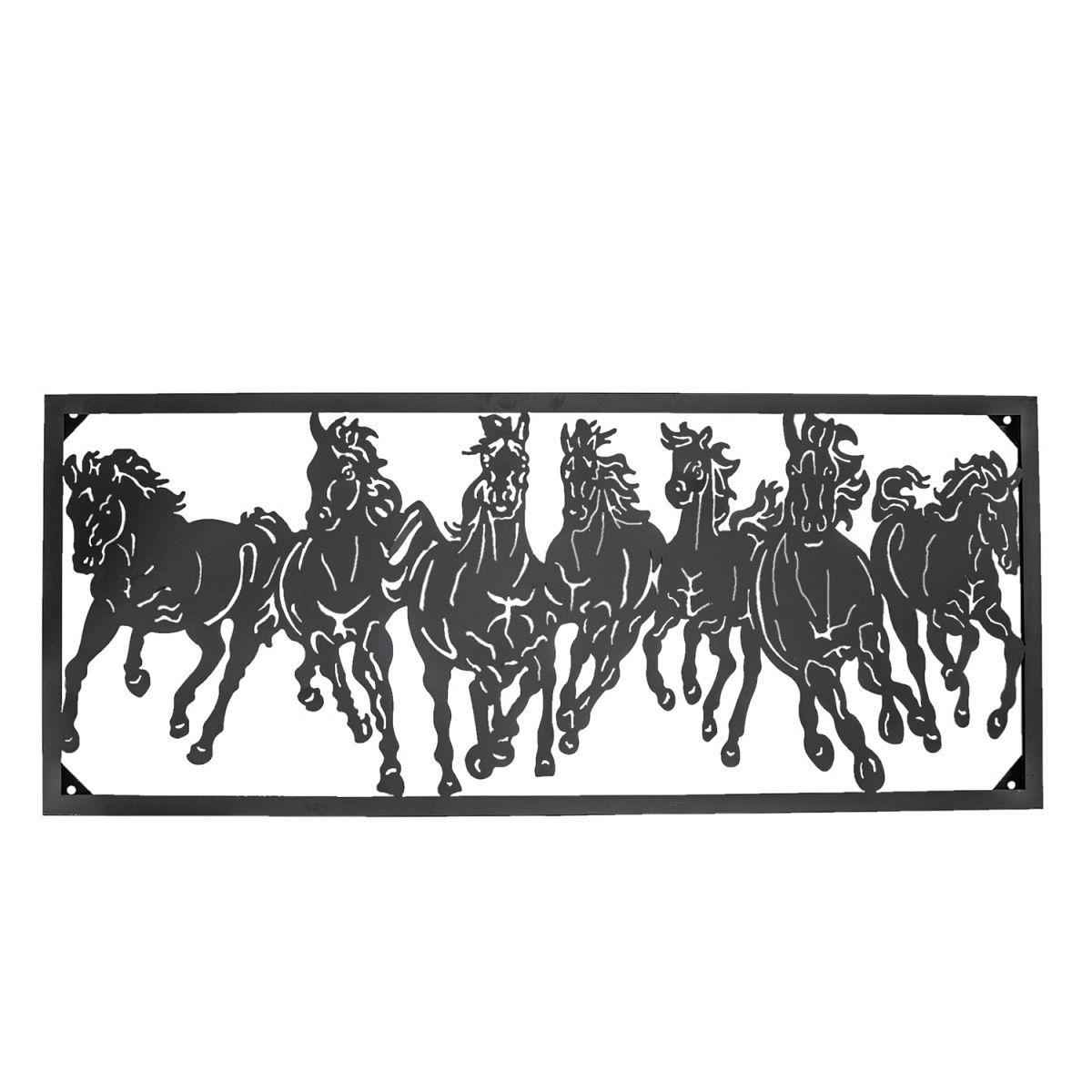 Nástěnná dekorace HORSES