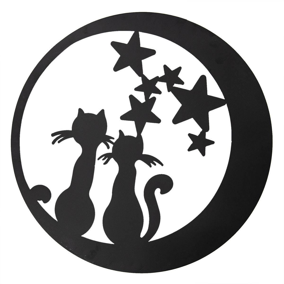 Nástěnná dekorace CATS