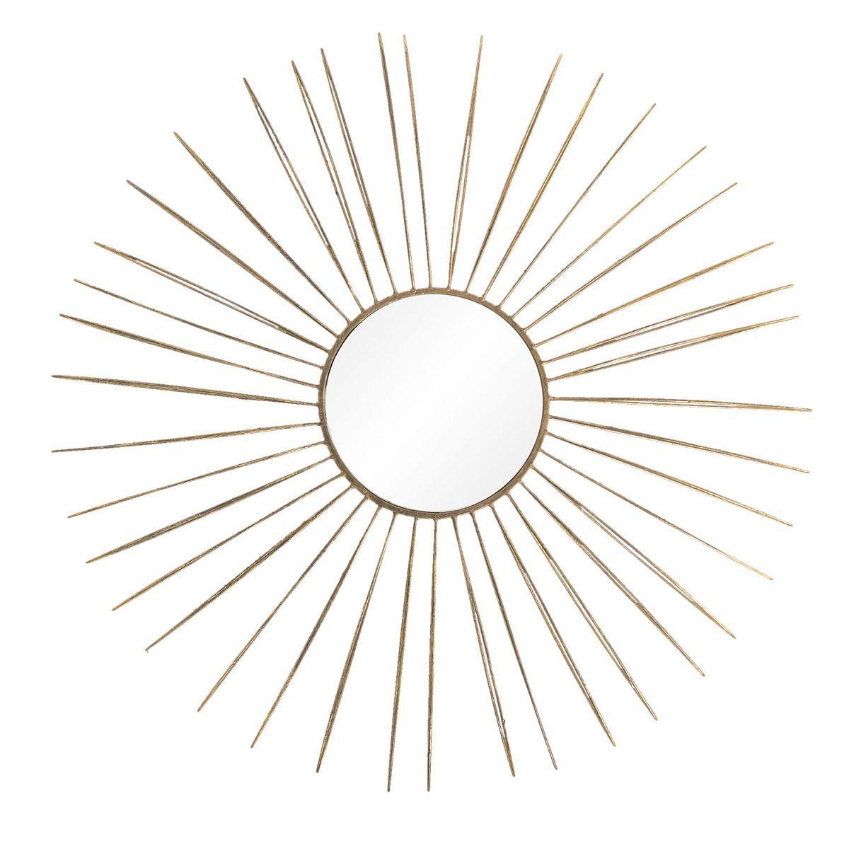 Nástěnná dekorace slunce