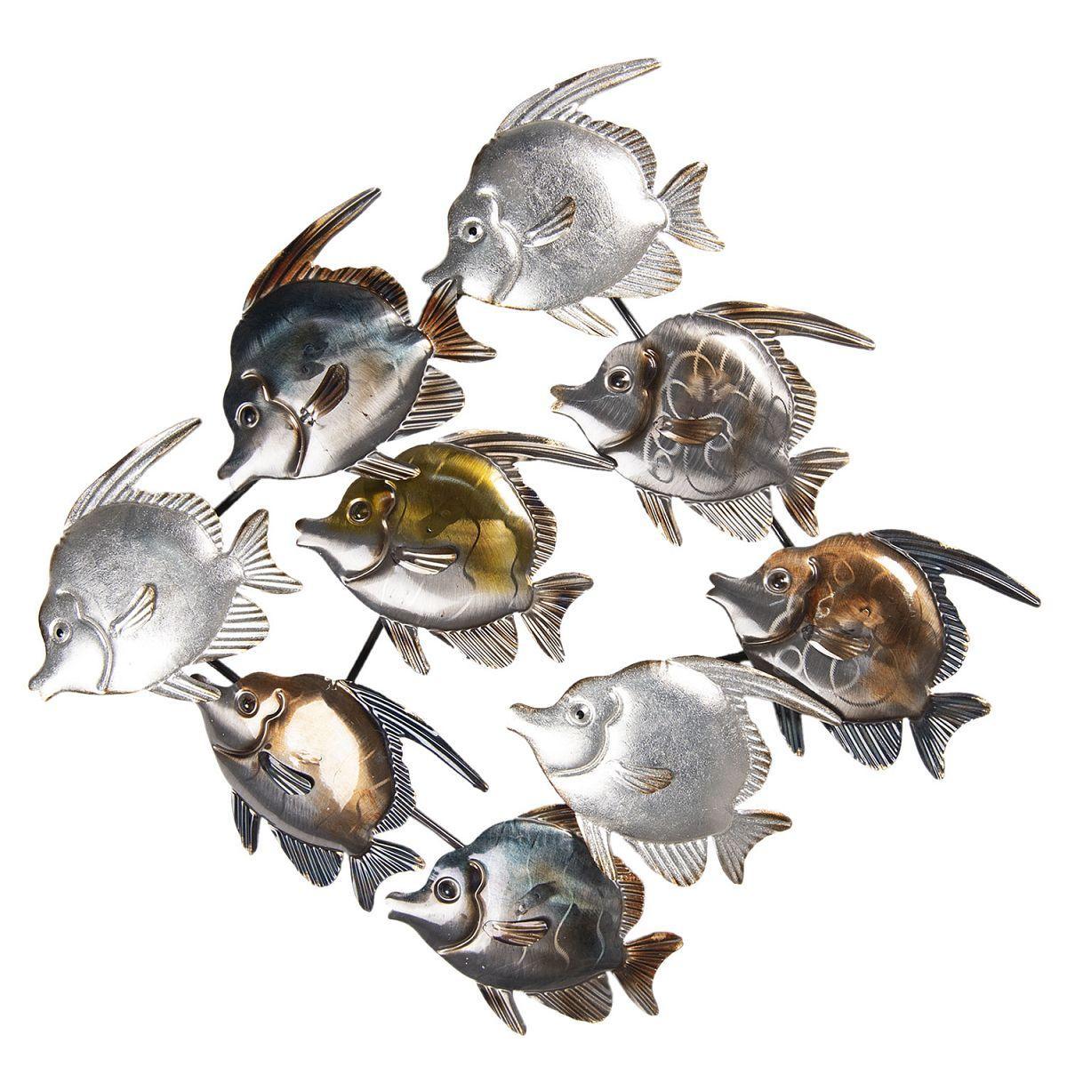 Nástěnná dekorace FISH