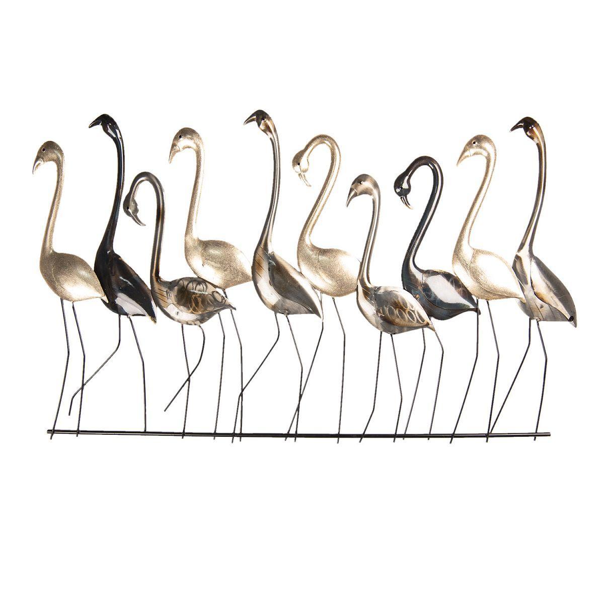 Nástěnná dekorace BIRDS