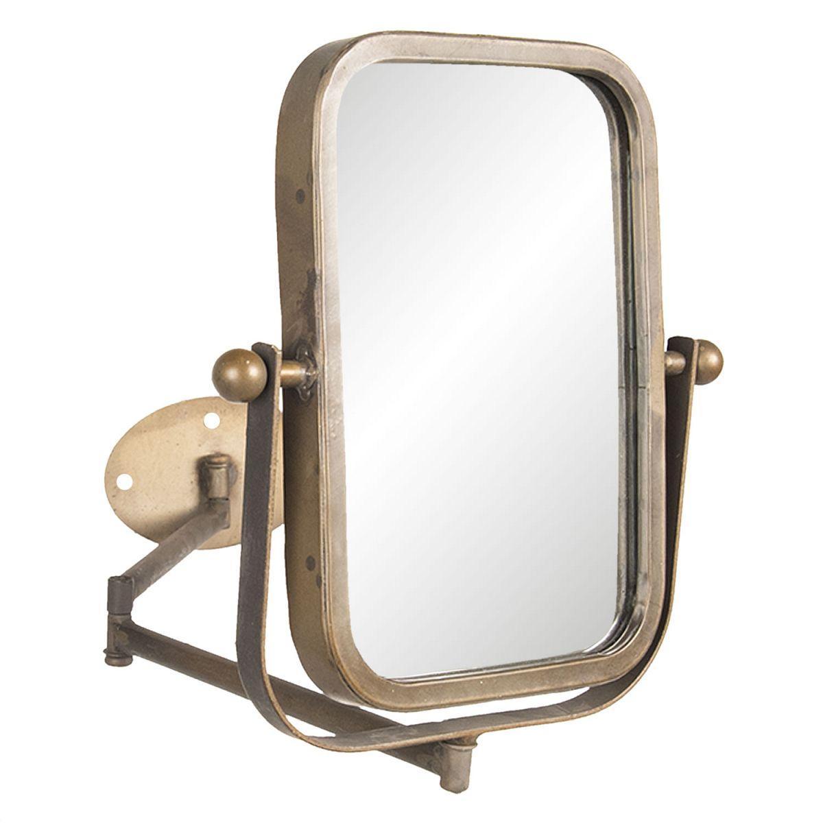 Nástěnné otočné zrcadlo