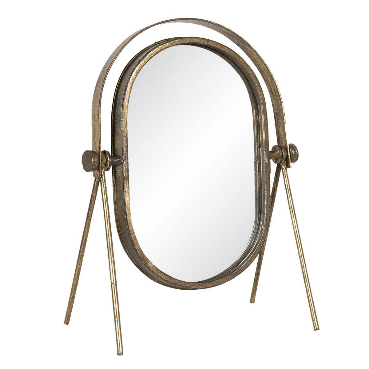 1- Stolní zrcadlo