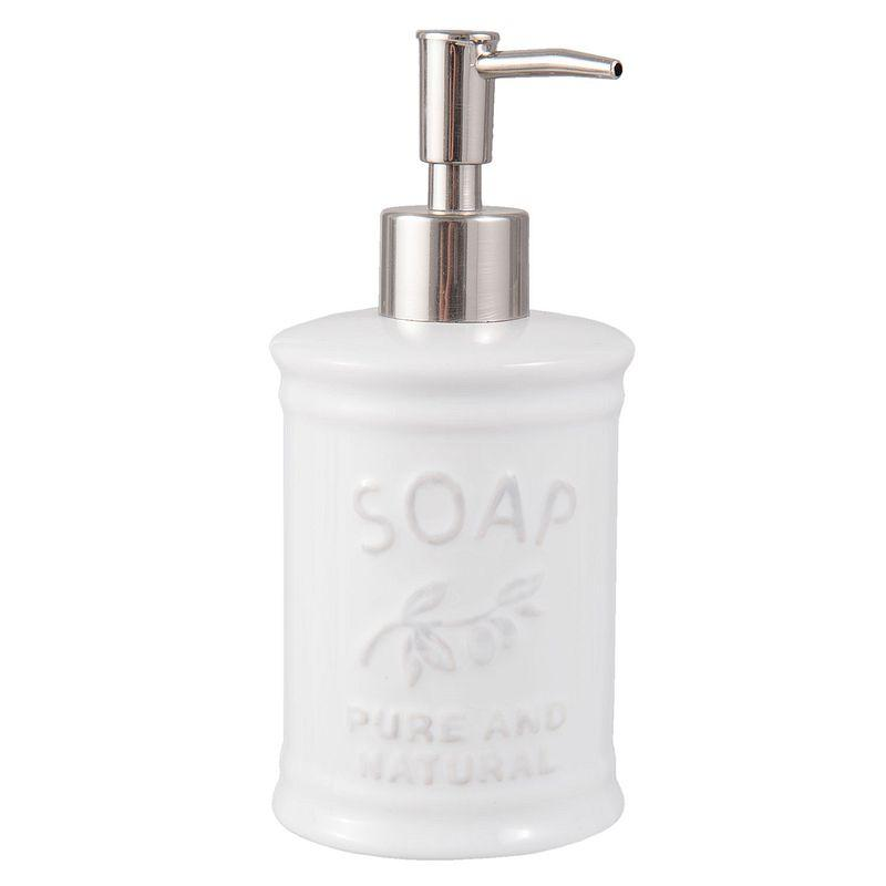 Dávkovač na tekuté mýdlo nebo pleťové mléko