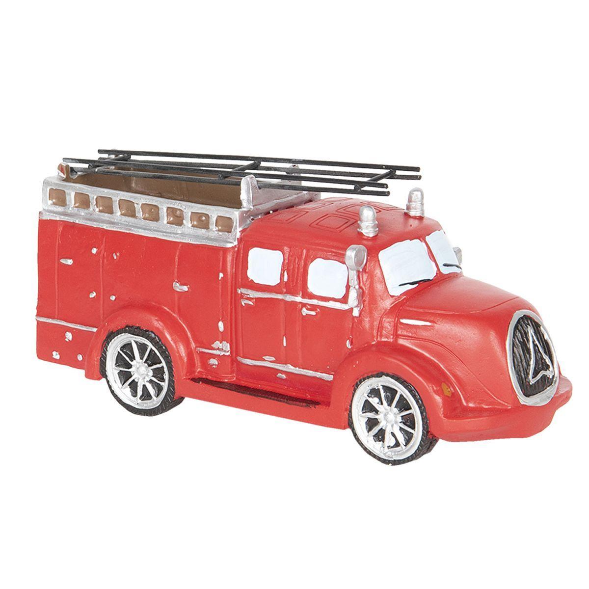 Dekorativní hasičské auto