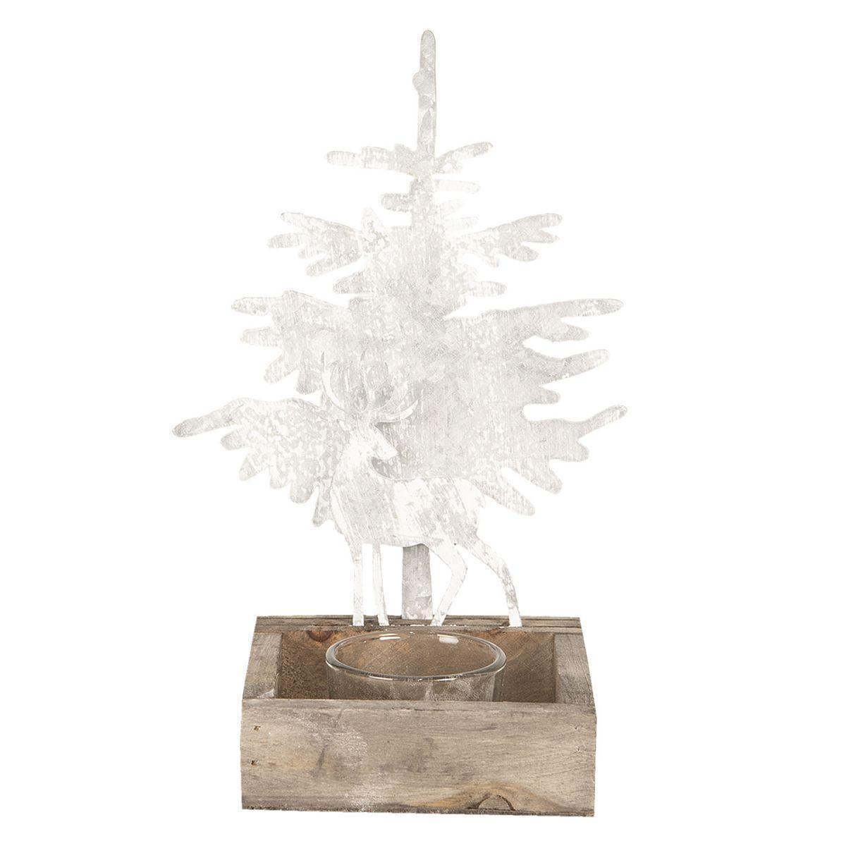 1- Svícen  Strom a jelen