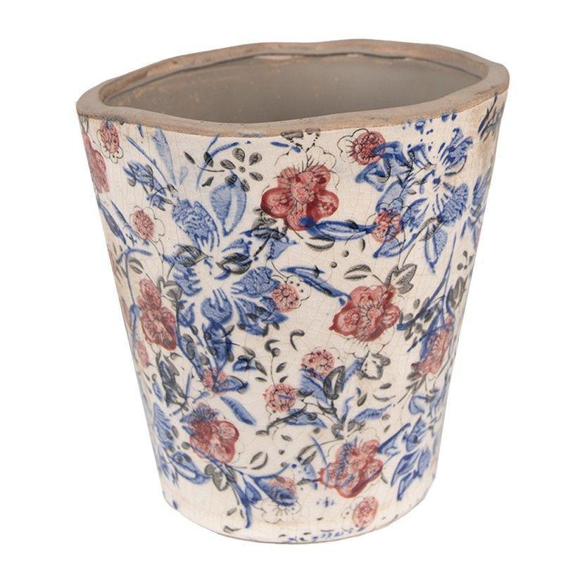 1- Keramický obal na květináč
