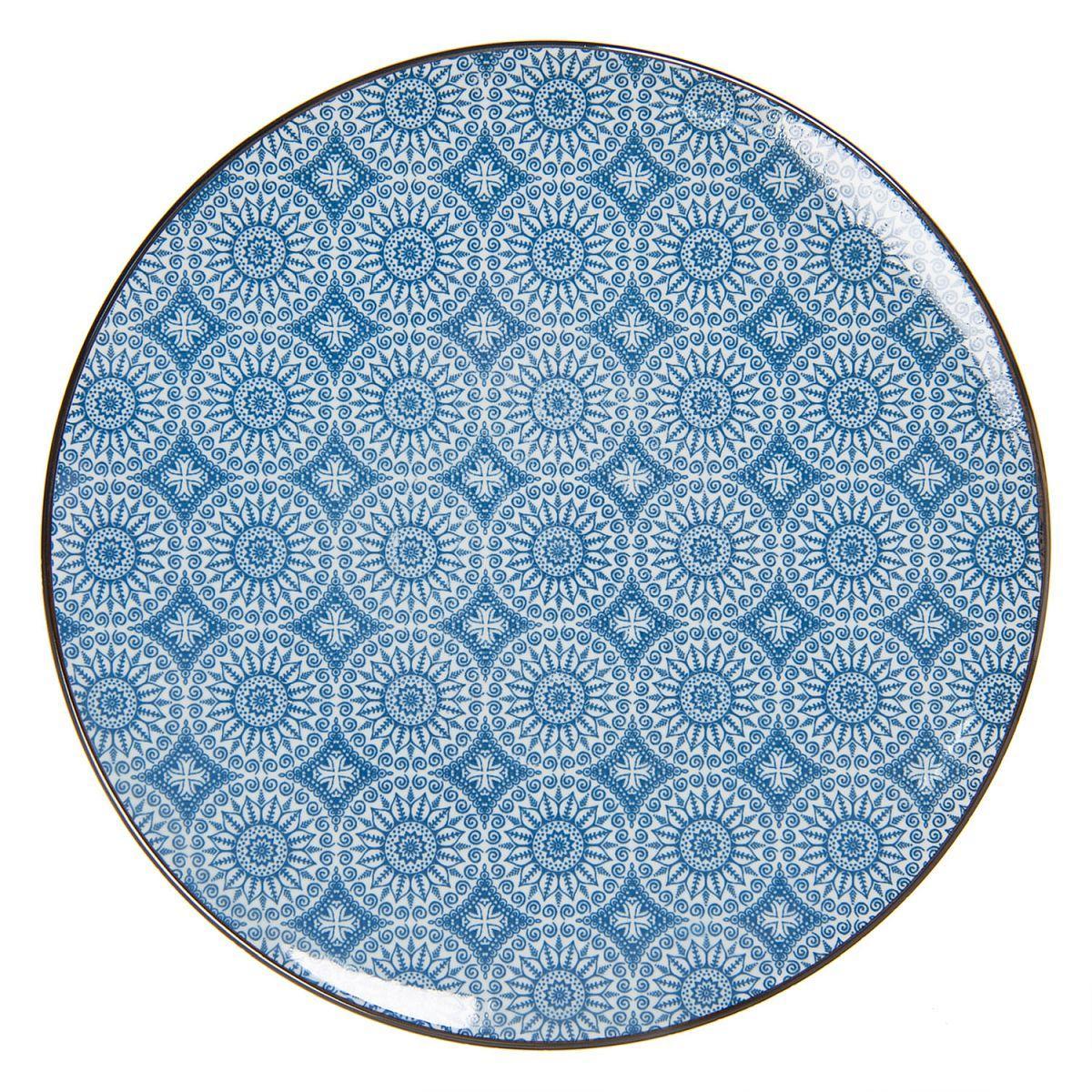 Jídelní talíř BLUE ORNAMENT