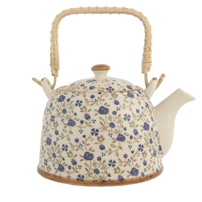 Keramická konvička na čaj