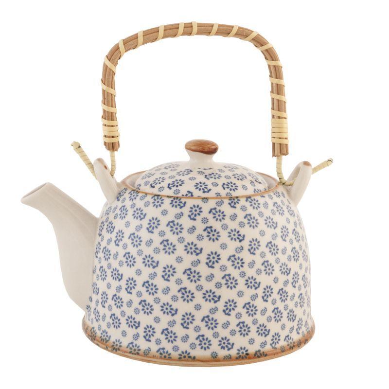 1-Keramická konvička na čaj