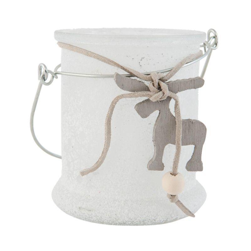 1- Lucerna na čajovou svíčku SOB