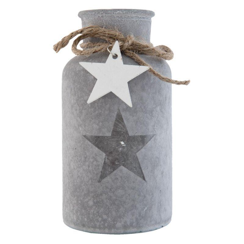 Dekorativní lahvička STAR