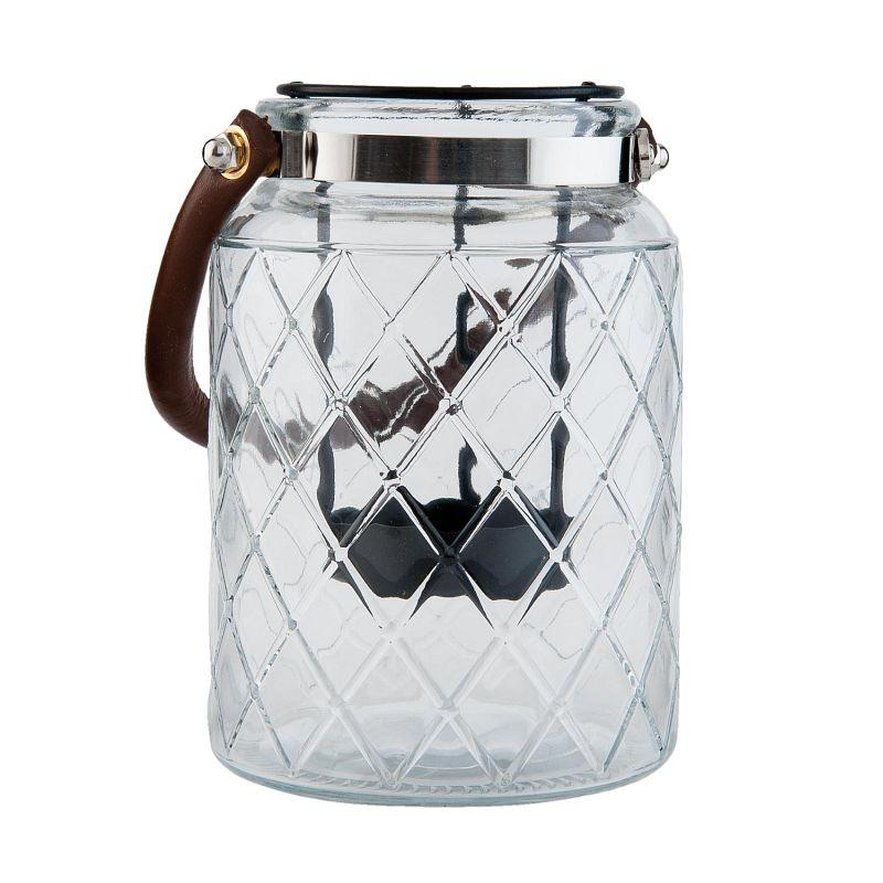 1- Lucerna na čajovou svíčku