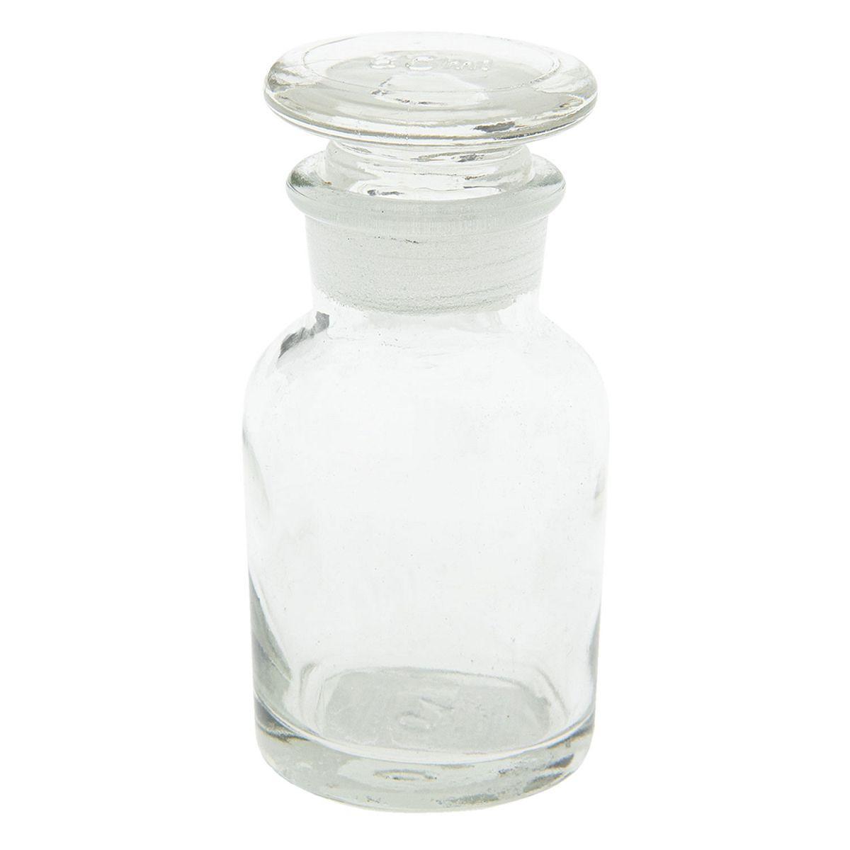 1- Lékovka, dekorační lahvička 60 ml