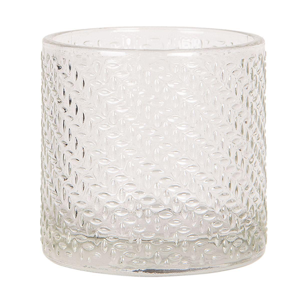1- Svícen  na čajovou svíčku
