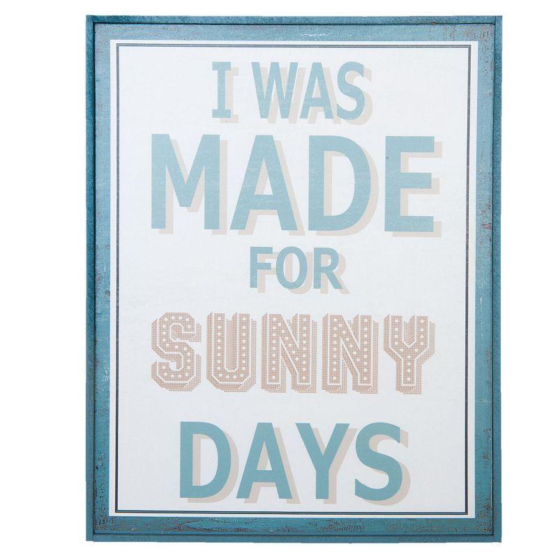Cedule SUNNY DAYS