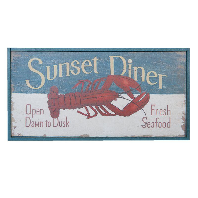 Cedule SUNSET DINER