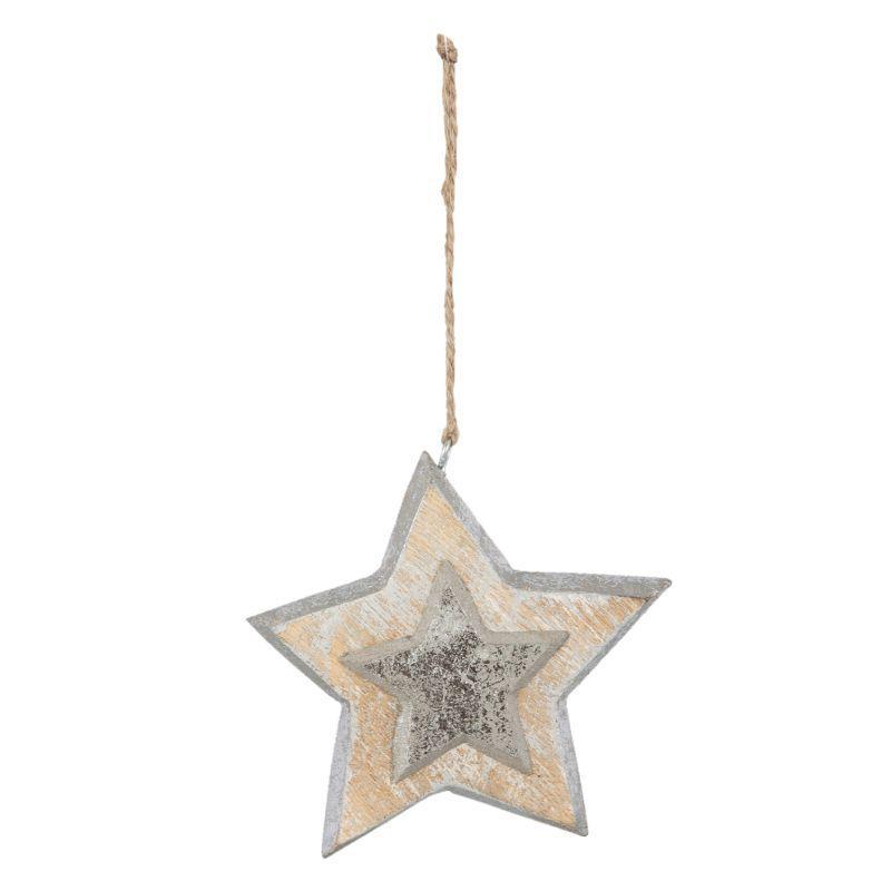 Dřevěná hvězda