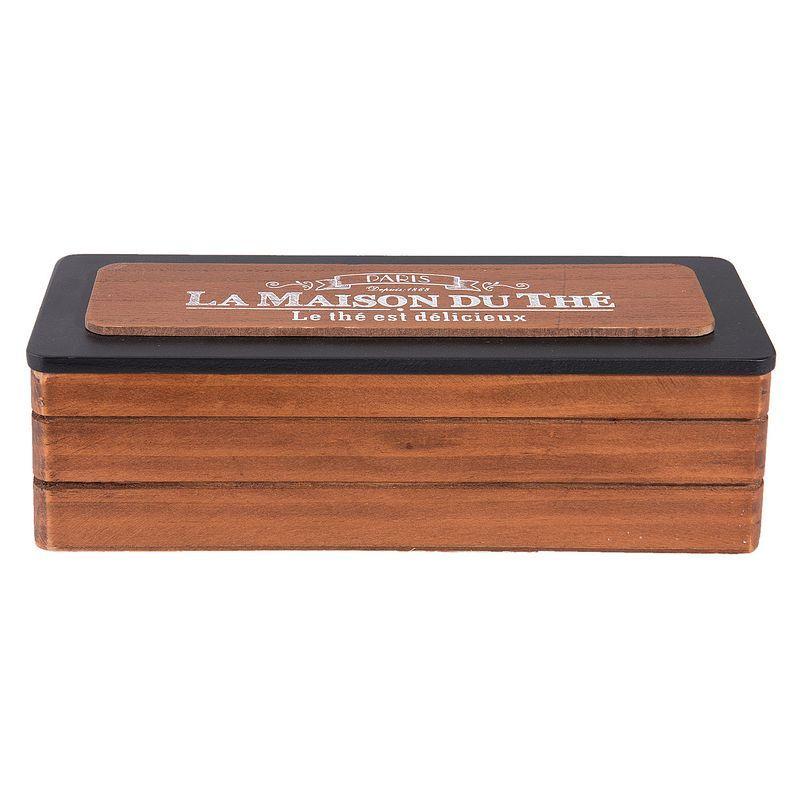 Krabička na čajové sáčky LA MAISON DU THÉ