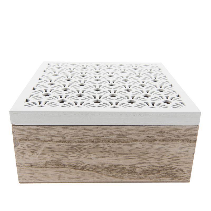 Krabička na čajové sáčky (jeden oddíl)