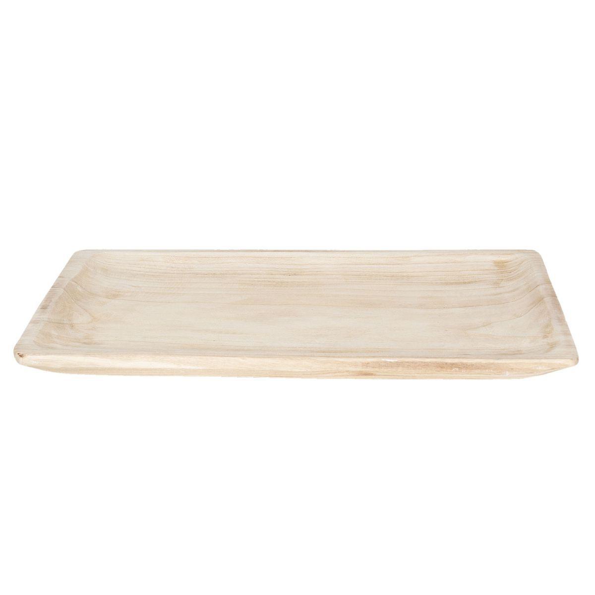 Dřevěný tác 51*32*4 cm