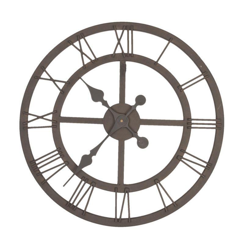 Nástěnné hodiny průměr 50 cm