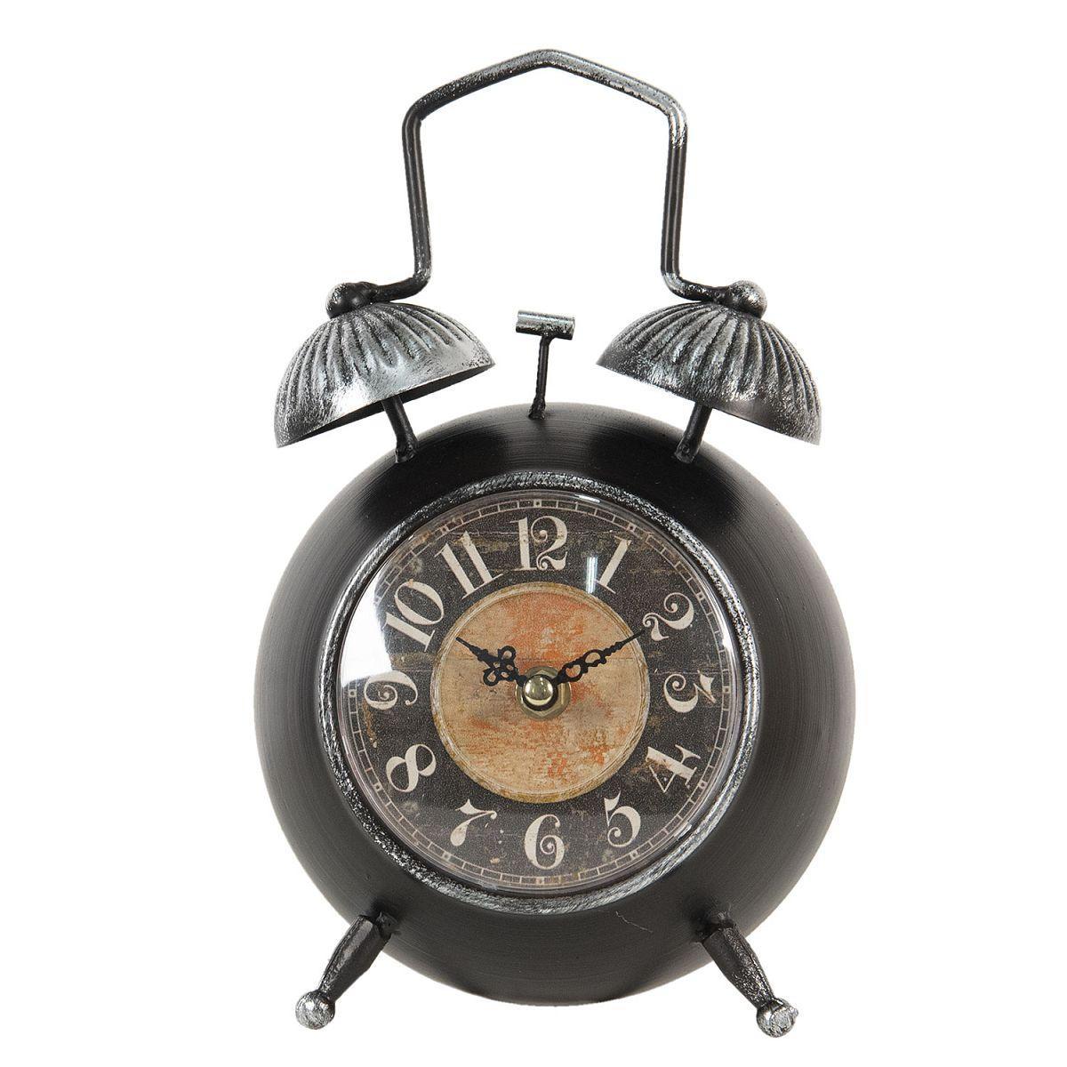 Budík, stolní hodiny 15x25 cm