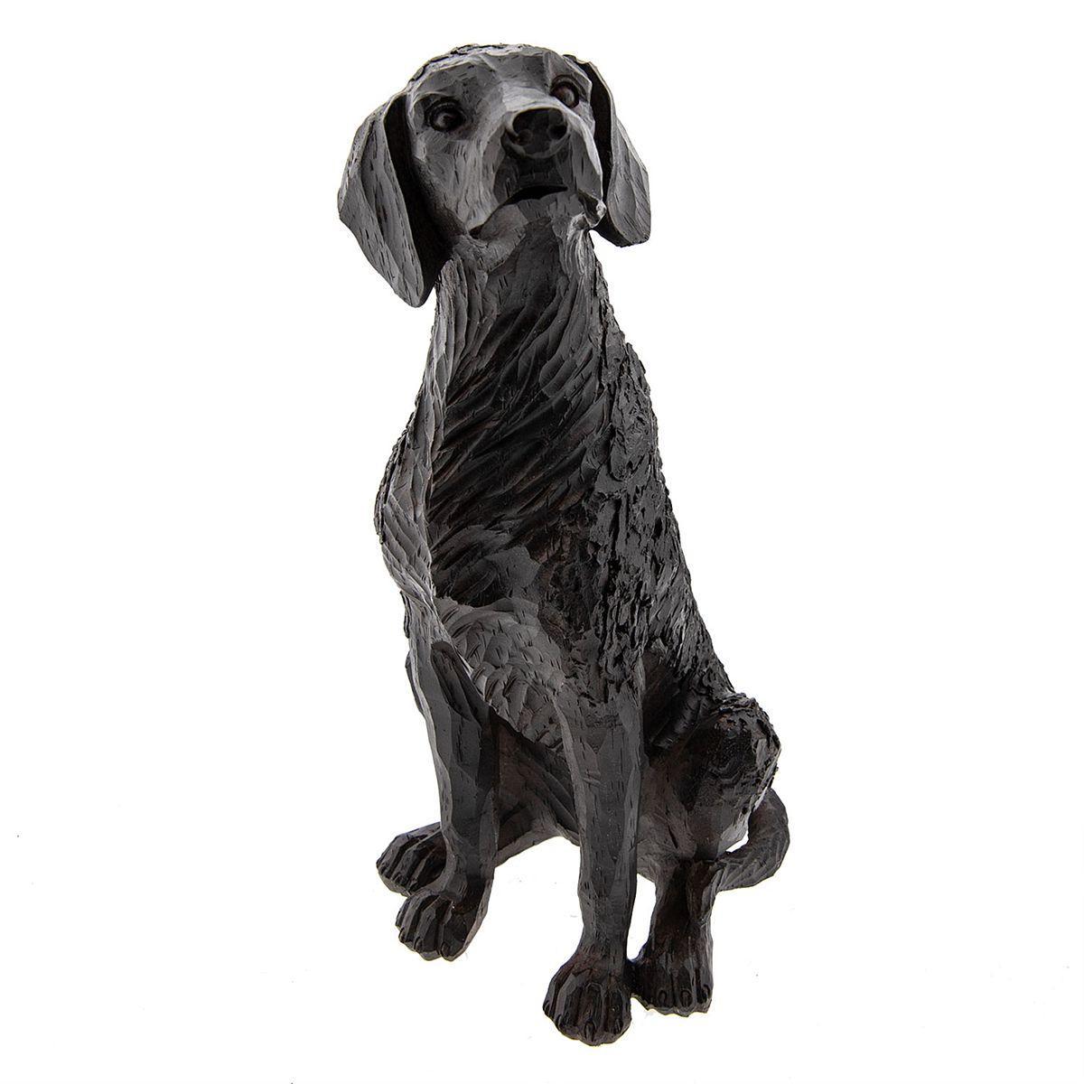 1- Sedící pes