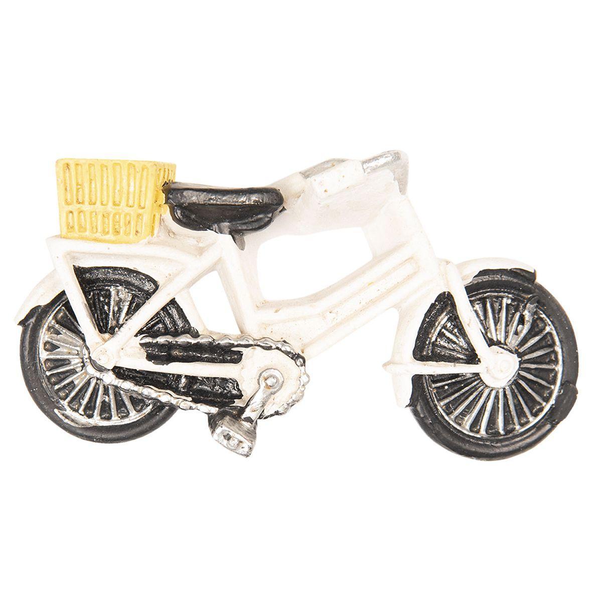 1-Magnetka BICYKL s košíkem
