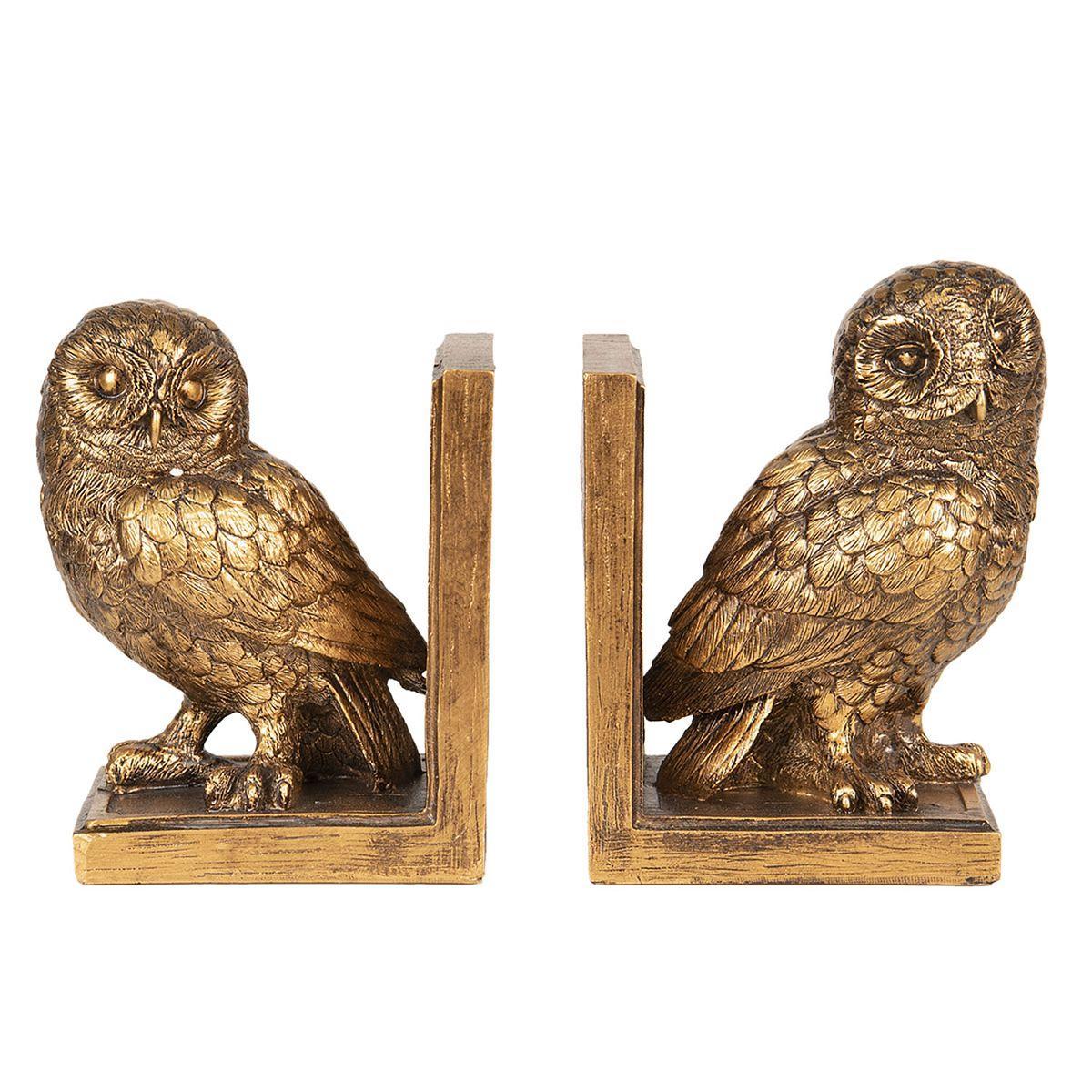 Levá a pravá zarážka na knihy OWL