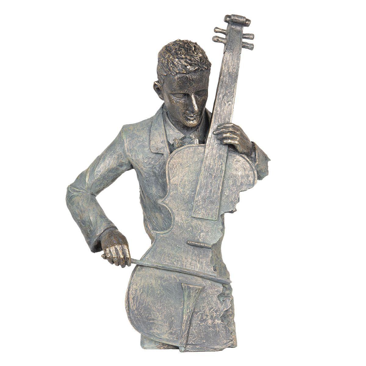 Dekorativní hráč na cello
