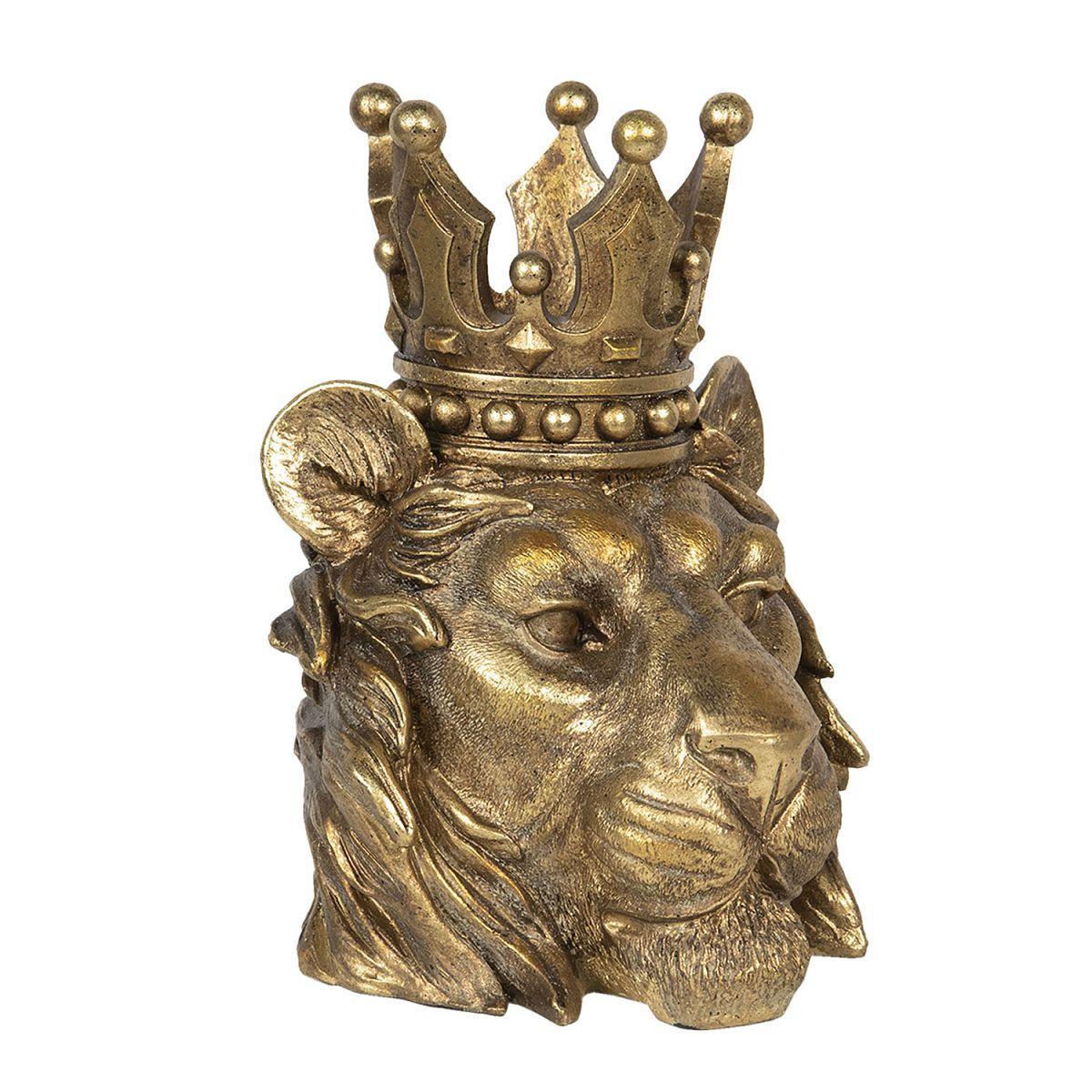 Dekorativní hlava lva