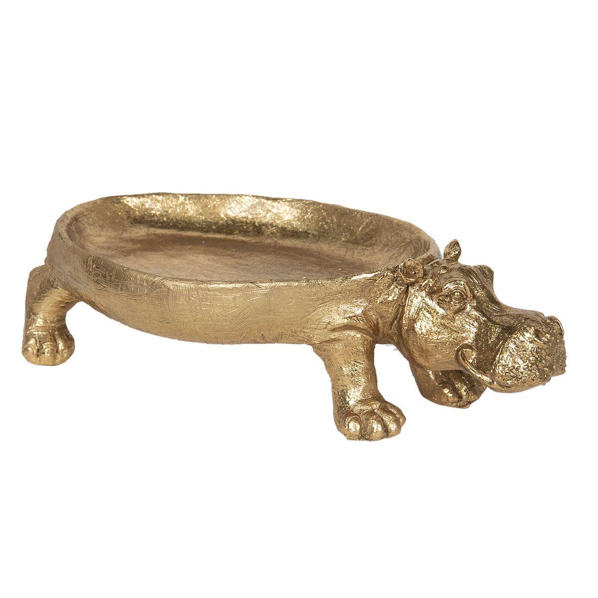 Dekorativní talíř HIPPO