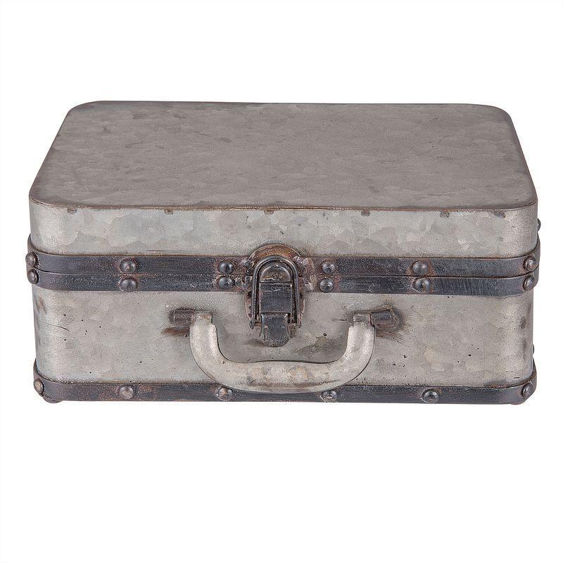 Kovový kufřík
