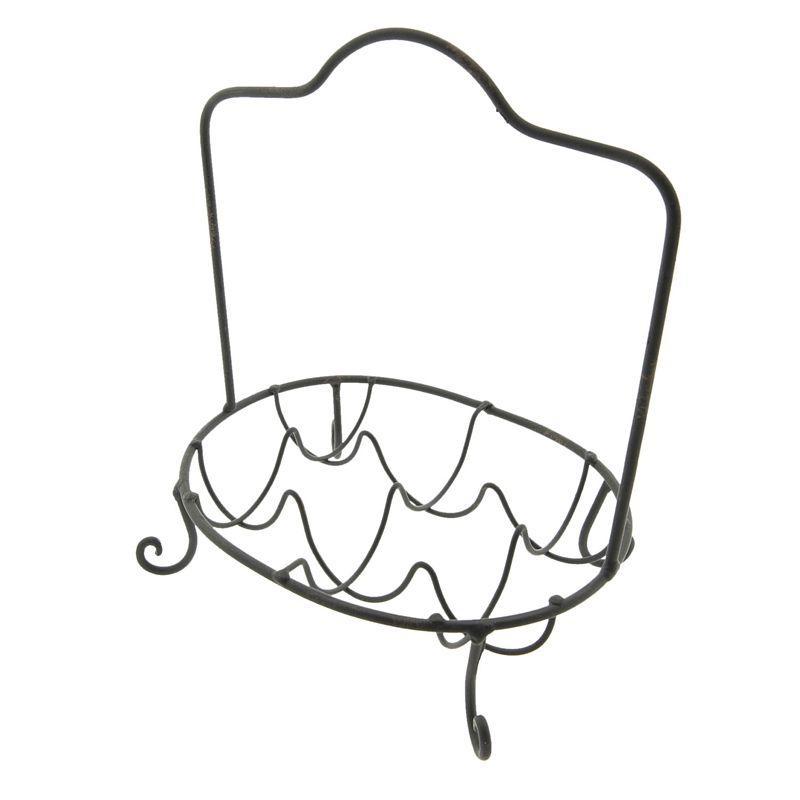Kovový stojánek na vajíčka