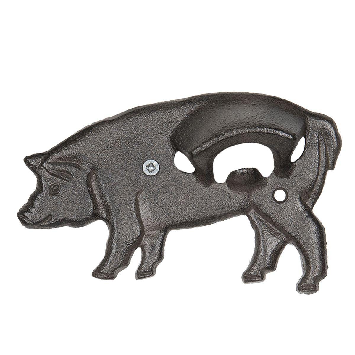 Nástěnný otvírák lahví PIG