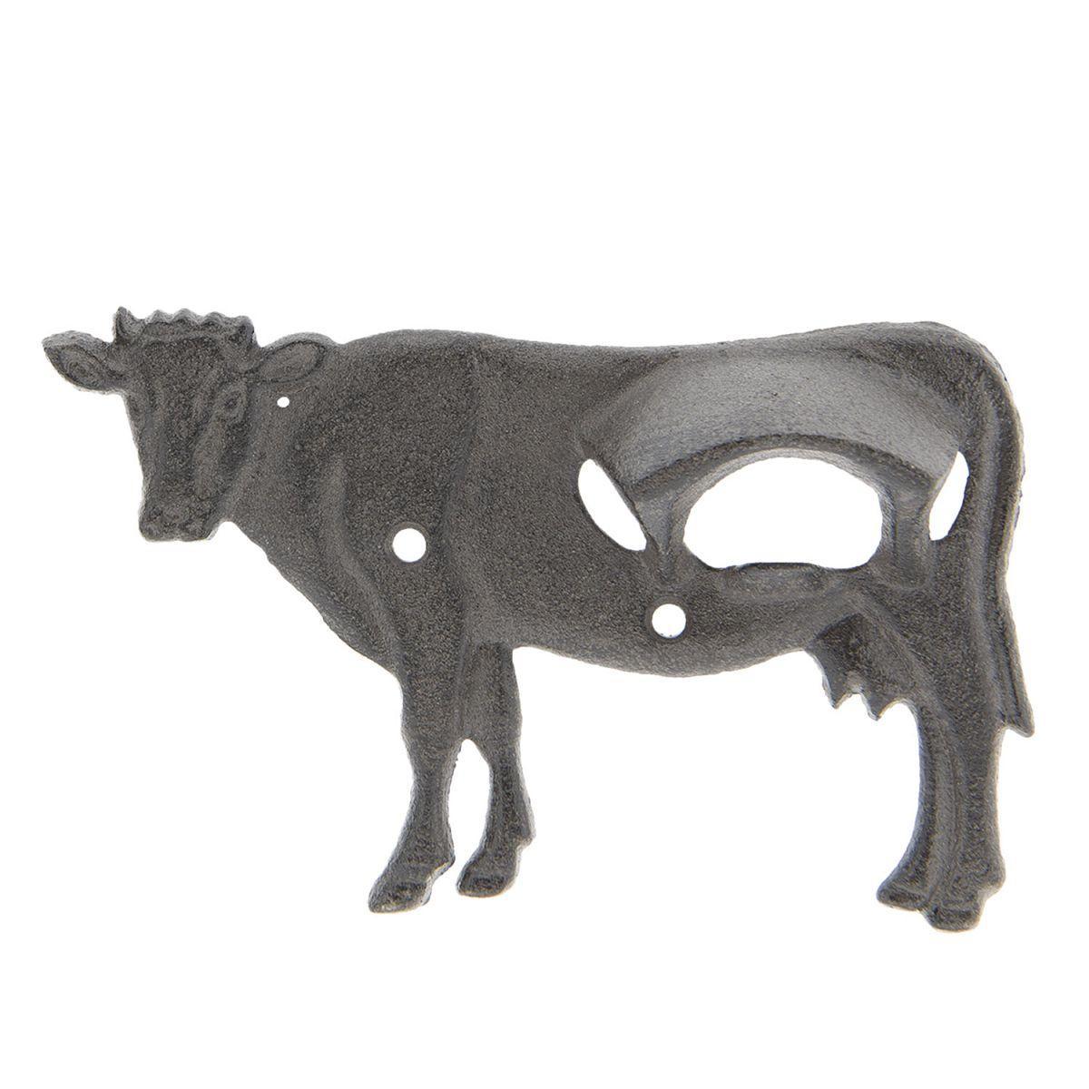 Nástěnný otvírák lahví COW