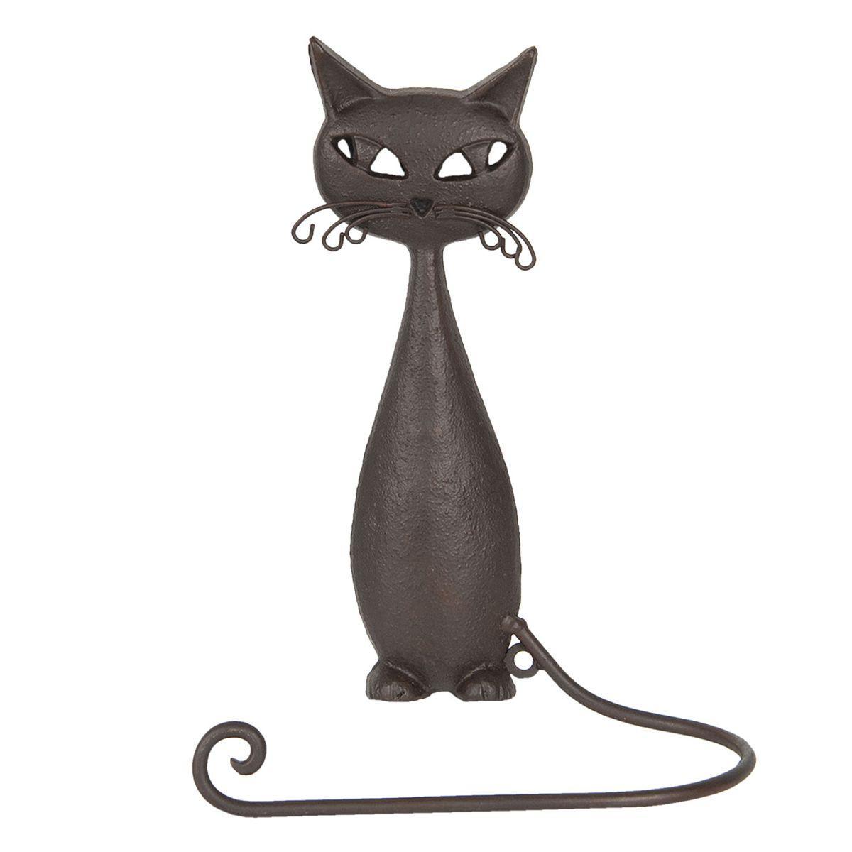 Nástěnný věšák na ručníky CAT